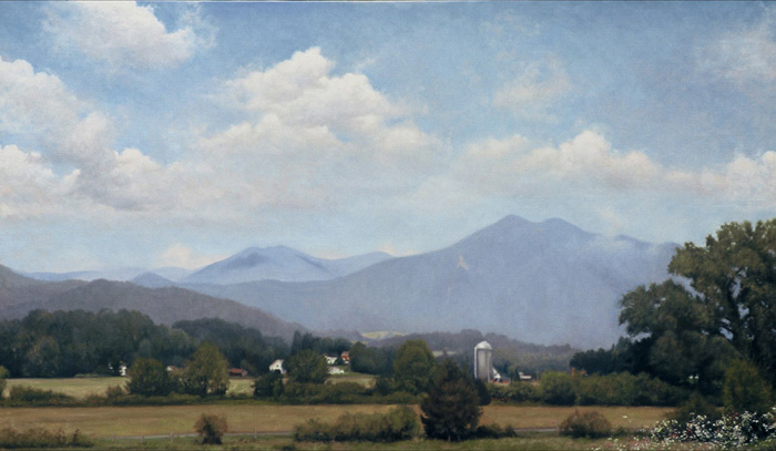 Blue Ridge by Henry Wingate